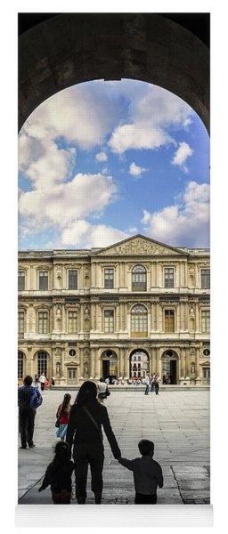Louvre Yoga Mat
