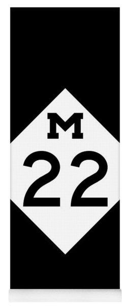 M 22 Yoga Mat