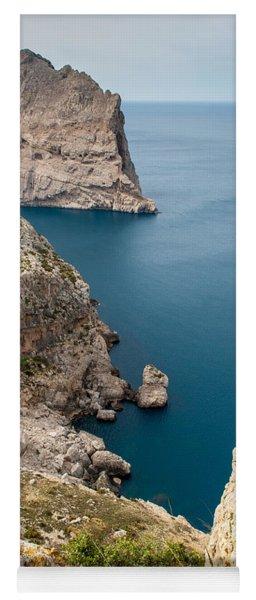 Mallorca View Yoga Mat
