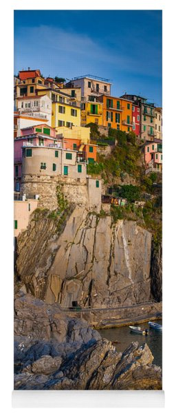 Manarola Afternoon Yoga Mat