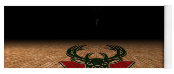 Milwaukee Bucks Yoga Mat
