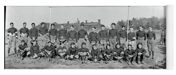 Mohawk Jr, Football Team, Oct 1921 Yoga Mat