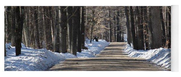 Nh Back Roads Yoga Mat
