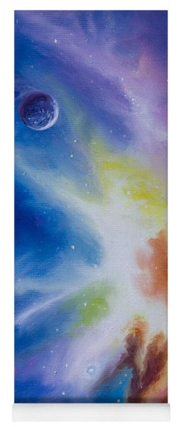 Origin Nebula Yoga Mat