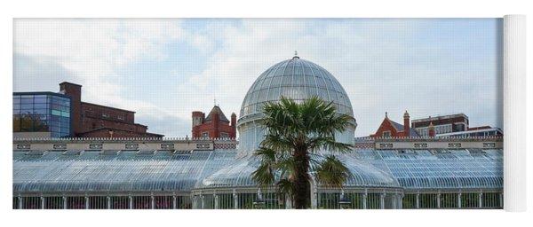 Palm House In The Botanic Yoga Mat
