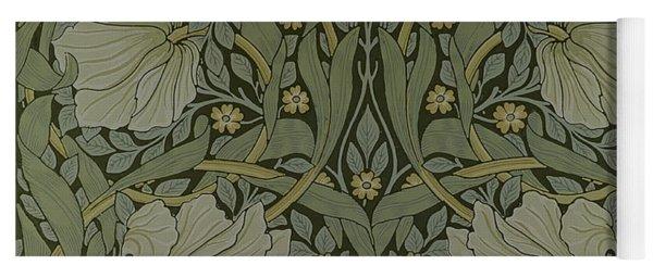 Pimpernel Wallpaper Design Yoga Mat