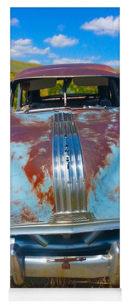 Pontiac Blues Yoga Mat
