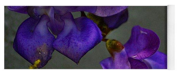 Purple Pleasure Yoga Mat