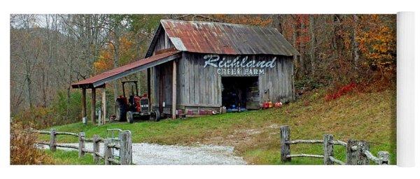 Richland Creek Farm Barn Yoga Mat