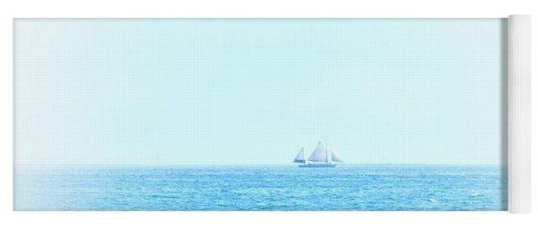 Sail Away With Me Yoga Mat