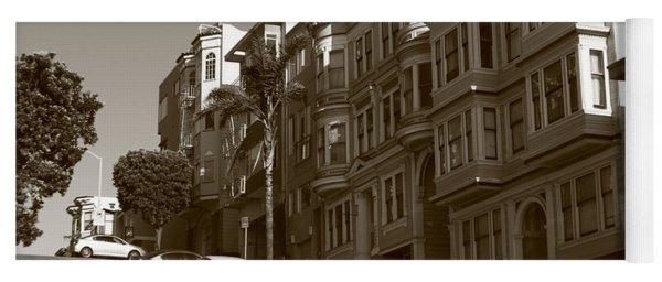 San Francisco Hills  Yoga Mat