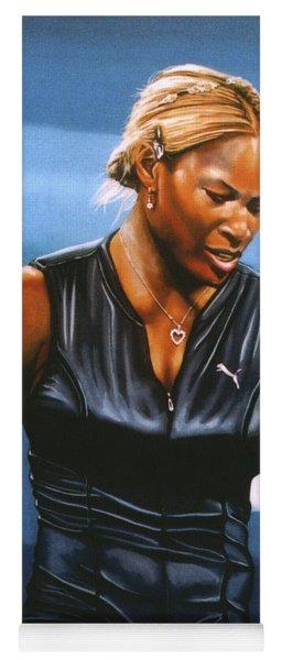 Serena Williams Yoga Mat