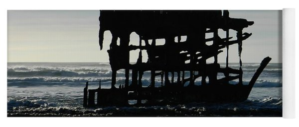 Shipwreck Yoga Mat