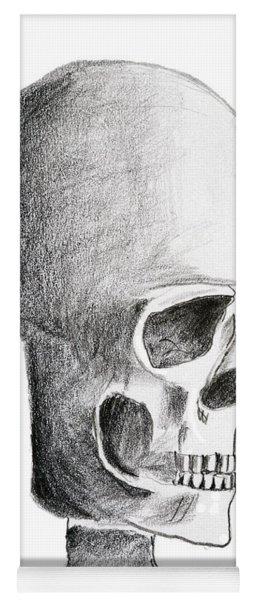 Skull Yoga Mat