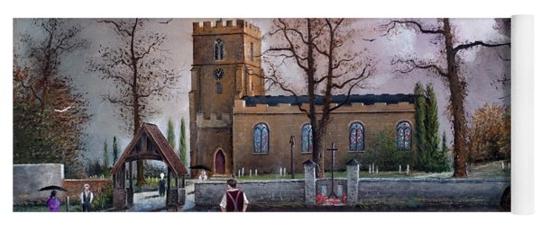 St Marys Church - Kingswinford Yoga Mat