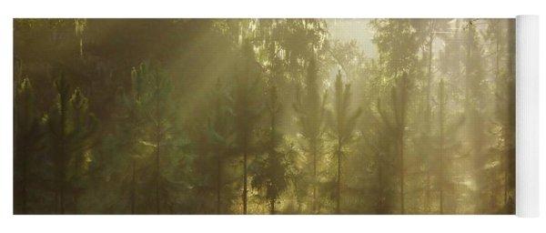 Sunshine Morning Yoga Mat