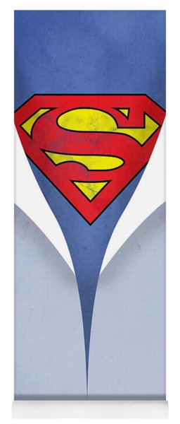 Superman 9 Yoga Mat