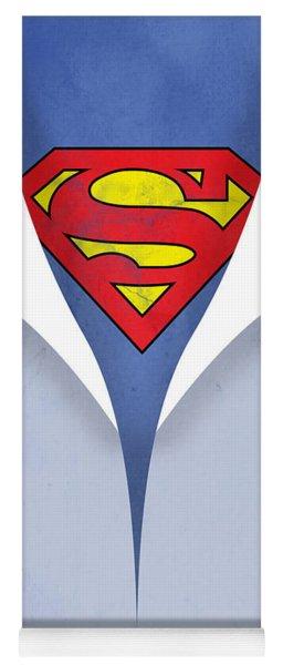 Superman 9 Yoga Mat