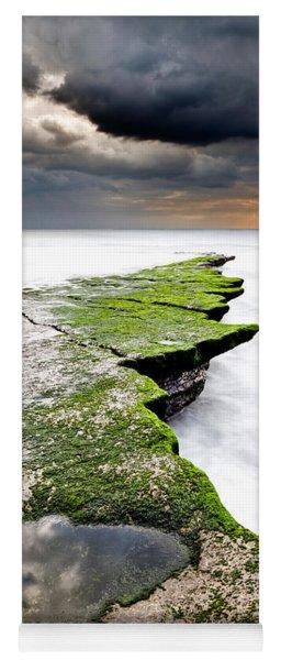 The Green Path Yoga Mat