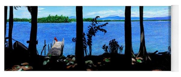 The Lake Yoga Mat