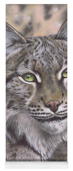 The Lynx Effect Yoga Mat
