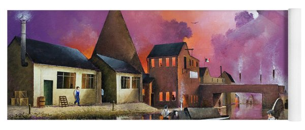 The Red House Cone - Wordsley Yoga Mat