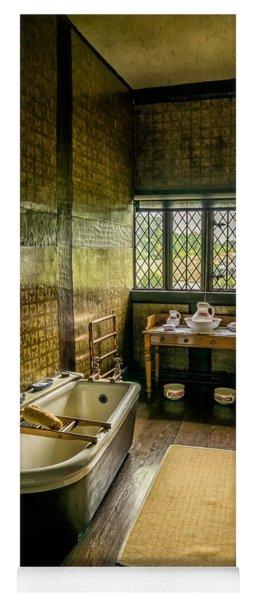 Victorian Wash Room Yoga Mat