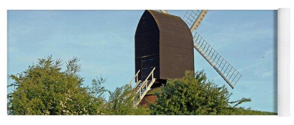 Windmill On Brill Common Yoga Mat