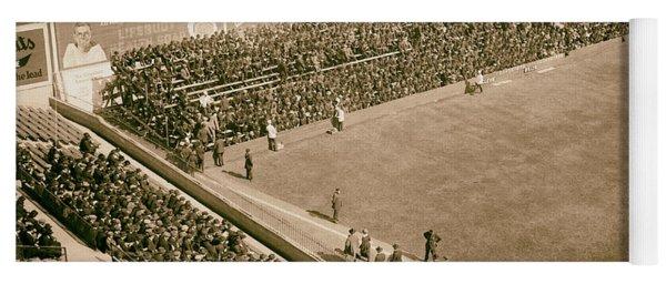 World Series Crowd At Ebbets Field Brooklyn 1920 Yoga Mat