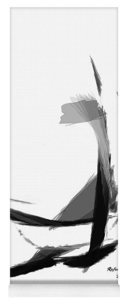 Abstract Series II Yoga Mat