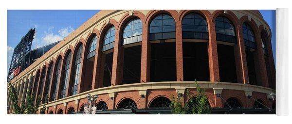 Citi Field - New York Mets 3 Yoga Mat
