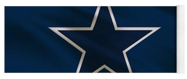 Dallas Cowboys Uniform Yoga Mat