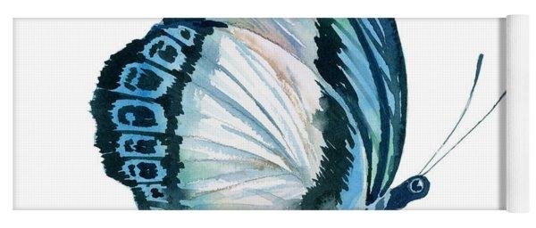 101 Perched Danis Danis Butterfly Yoga Mat
