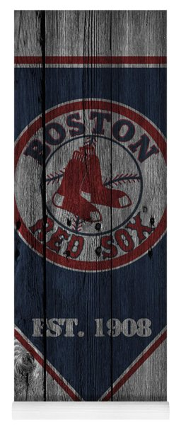 Boston Red Sox Yoga Mat