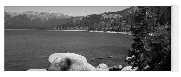 Lake Tahoe Yoga Mat