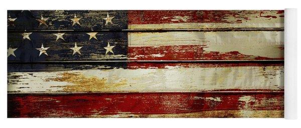 American Flag 54 Yoga Mat
