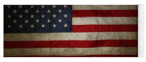 American Flag 56 Yoga Mat
