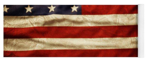 American Flag 59 Yoga Mat