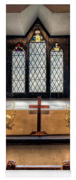 14th Century Chapel Yoga Mat