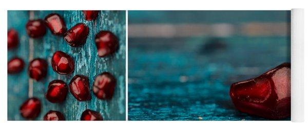Pomegranate Yoga Mat