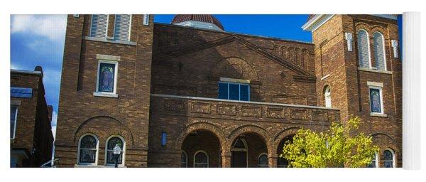 16th Street Baptist Church Yoga Mat