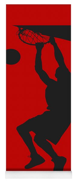 Nba Shadow Player Yoga Mat