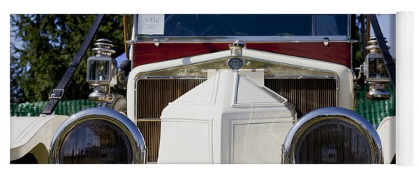 1912 Siddeley-deasy Type 14-20 Yoga Mat