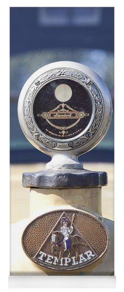 1917-18 Templar  Yoga Mat
