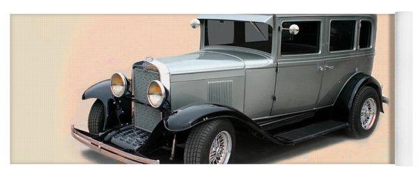1929 Chevrolet Stovebolt Six Sedan Yoga Mat