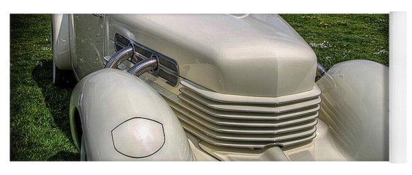 1936 Cord Automobile Yoga Mat