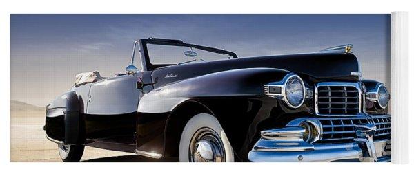1947 Lincoln Continental Yoga Mat