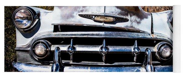 1953 Chevy Bel Air Yoga Mat
