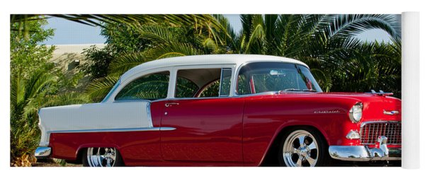 1955 Chevrolet 210 Yoga Mat