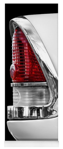 1955 Chevy Rear Light Detail Yoga Mat